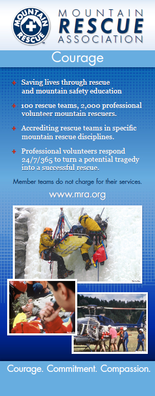 Stowe Mountain Rescue MRA