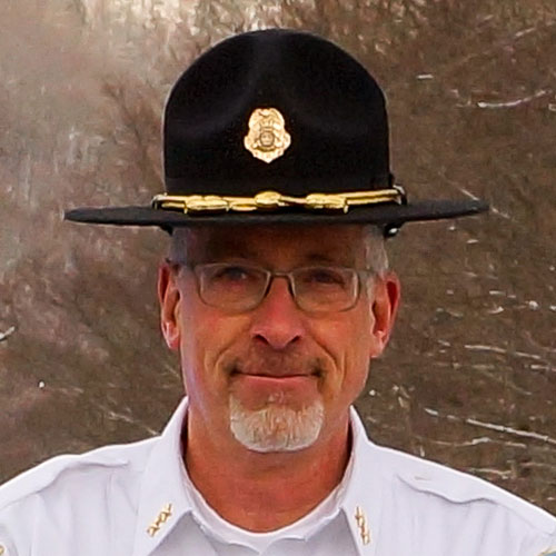 Stowe Vermont Police Chief Donald B. Hull