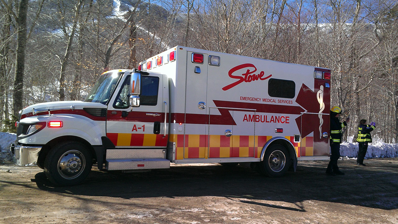 Stowe EMS Ambulance